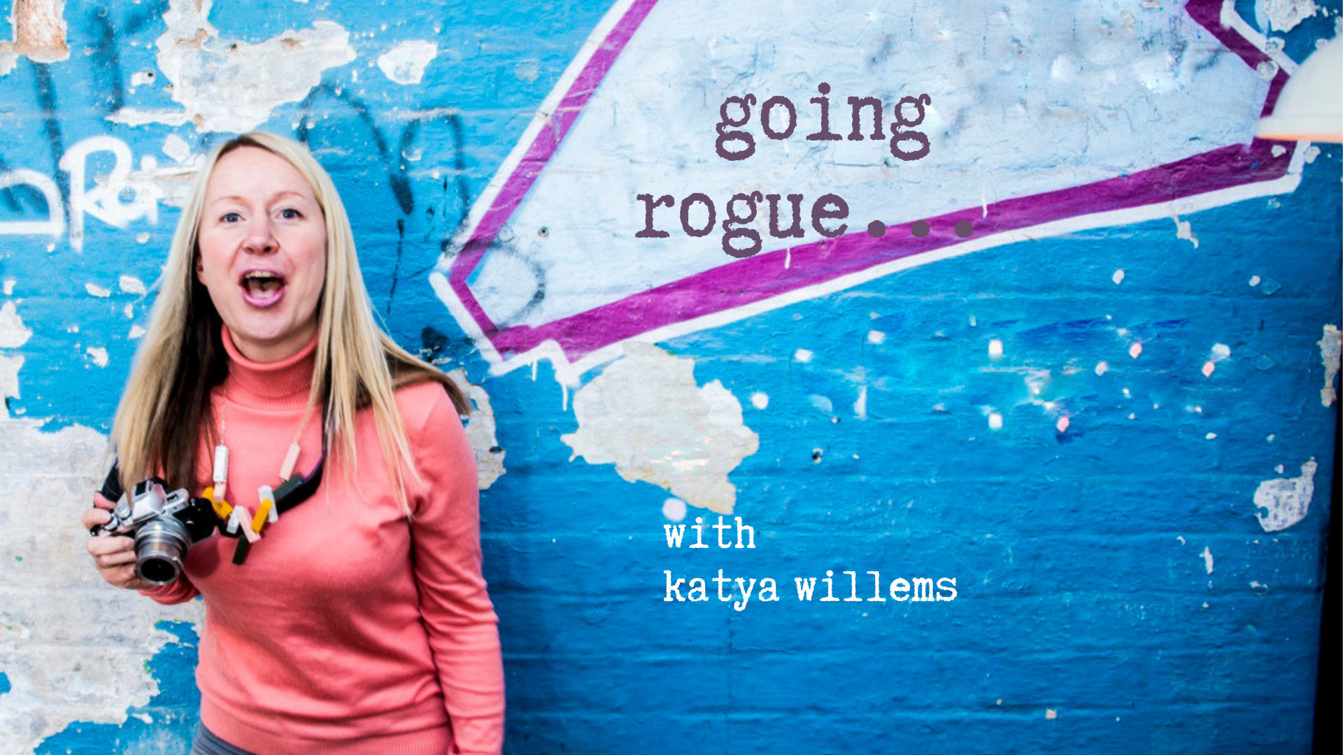 Going Rogue cover artwork.
